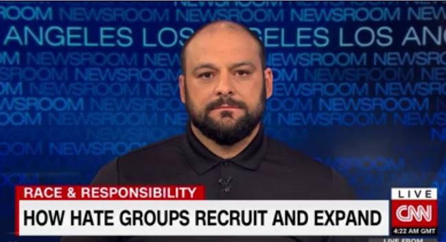 Christian Picciolini on CNN