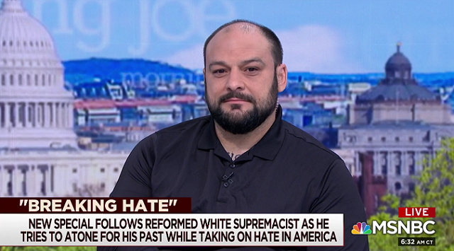 Christian Picciolini on Morning Joe