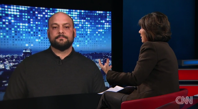 Picciolini and Amanpour