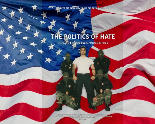 Politics of Hate poster