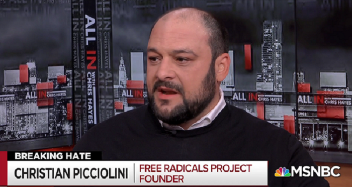 Cuomo and Picciolini on Chris Hayes