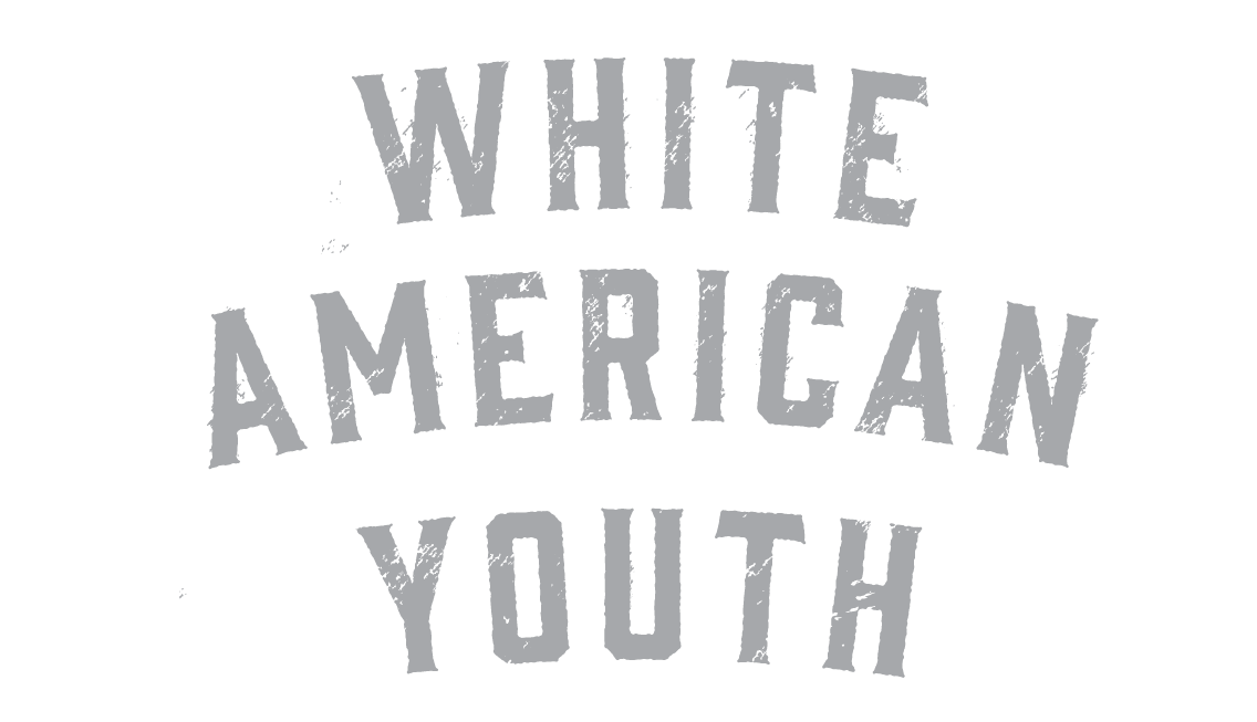 White American Youth Graphic